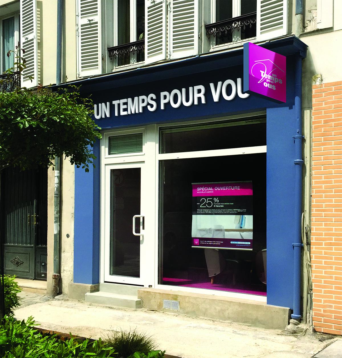 Agence Un temps pour vous Agence de Vincennes