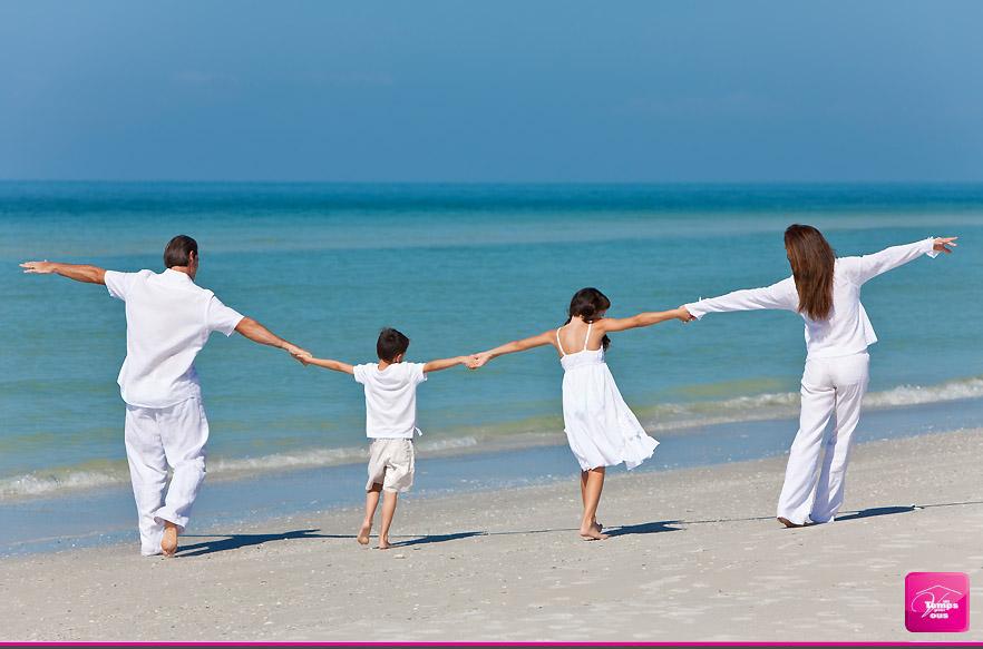 Un temps pour vous, le ménage : La liberté pour la famille